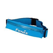 Поясна сумка Fenix AFB-10 голубая