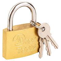 Замок Top Tools навесной 50 мм, 2 ключа