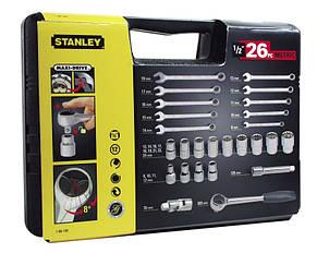 """Набор инструментов Stanley 26 ед. 1/2"""", фото 2"""