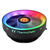Процессорный кулер Thermaltake UX100 ARGB Lighting LGA115x/AM4/FM2(+)/AM3(+), TDP 65W