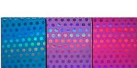 Блокнот А5  709-2 Горошек клетка