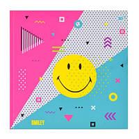 Блокнот YES 200*200/96 кл 7БЦ SMILEY 151532