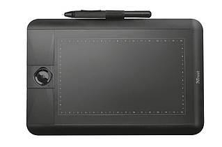 Графический планшет Trust Panora Widescreen 250x150mm BLACK