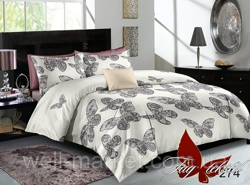 ТМ TAG Комплект постельного белья с компаньоном S274