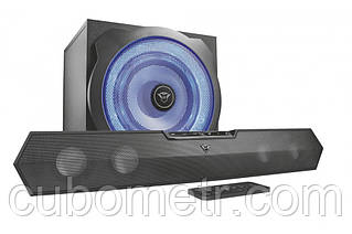 Акустическая система (Звуковая панель) Trust 2.1 GXT 668 Tytan BLACK