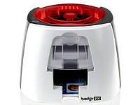 Принтер Badgy200 для печати на пластиковых картах