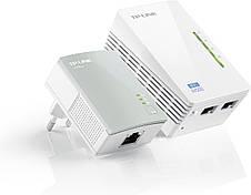 Комплект адаптеров TP-LINK TL-WPA4220KIT (TL-WPA4220 1шт, TL-PA4010 1шт), фото 2