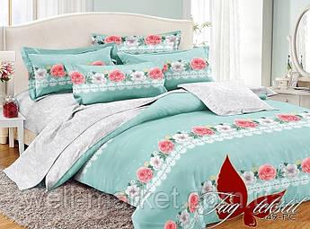 ТМ TAG Комплект постельного белья с компаньоном PC049