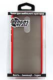 Панель DENGOS Matte для iPhone 11 (red), фото 4