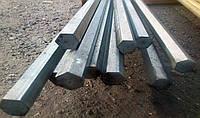 Шестигранник стальной Славянск  сталь 20 35 45 40х 35хгса металлический с порезкой по метру