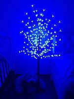 Светодиодная гирлянда дерево Сакура  215 led 12v  150cm Цвет свечения Синий
