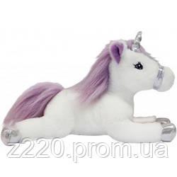 Мягкая игрушка AURORA Единорог Purple, 33 см (170224B)