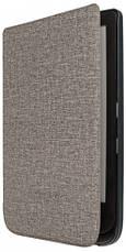Обложка Pocketbook Shell для PB616/PB627/PB632, Grey, фото 3