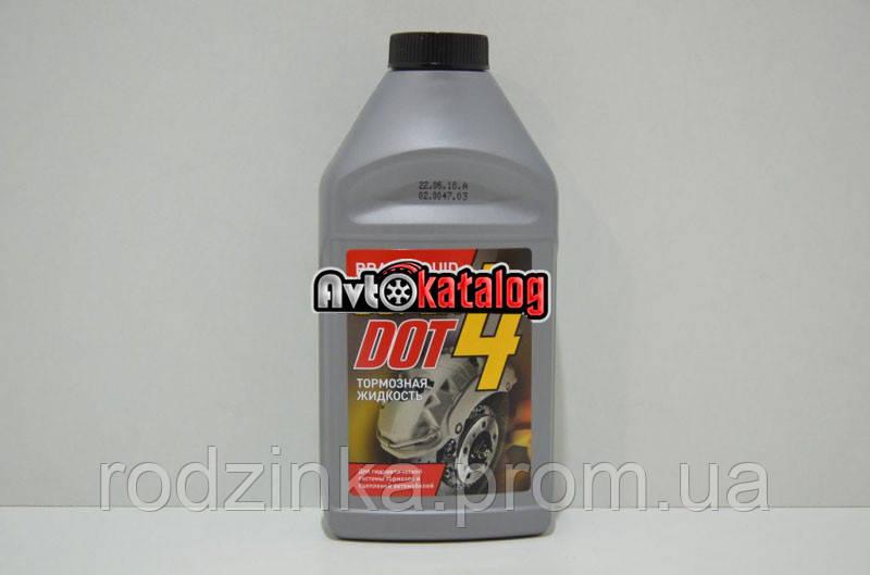 Тормозная жидкость Синтез-пак Дот-4 0,5л