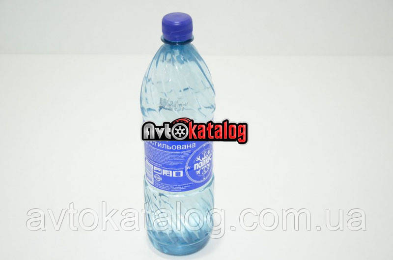 Вода дистилированная 1л Вамп