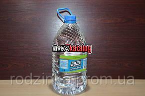 Вода дистилированная 5л Запорожавтобытхим