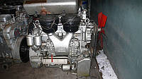 Двигатель ЯАЗ-204.