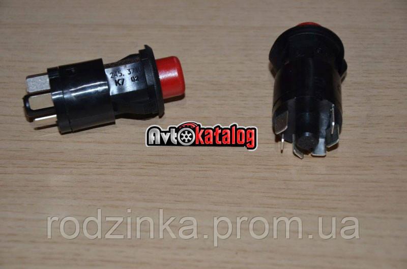 Кнопка аварийной остановки 2101 6 контактов Авар