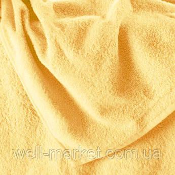 ТМ TAG Полотенце махровое Yellow