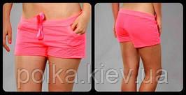 "Шорты ""Little shorts"" - трикотаж| Распродажа 40, розовый"