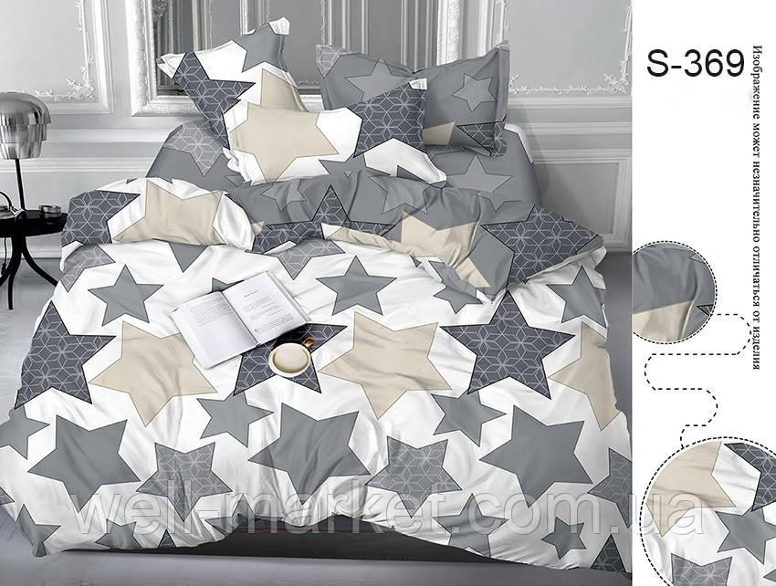 ТМ TAG Комплект постельного белья с компаньоном S369