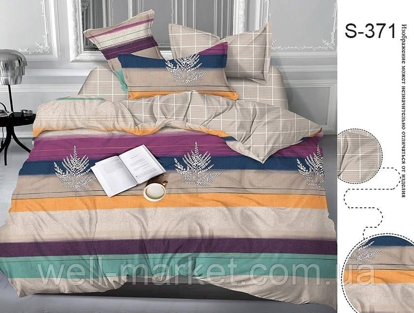 ТМ TAG Комплект постельного белья с компаньоном S371
