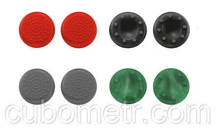 Накладки для геймпада Trust GXT 264 Thumb Grips 8-pack suitable for Xbox One, фото 2