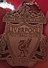 Ливерпуль Liverpool брелок на ключи СУВЕНИР футбольный клуб металл на цепи, фото 3
