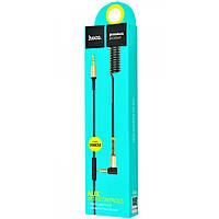 Аудио кабель Aux Hoco UPA02 With Mic (2m)