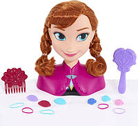 Disney Голова манекен для причесок Анна холодное сердце 32032 Frozen Anna Styling Head