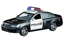 Машинка Wenyi Полиция инерционная, масштаб 1к16 со звуком и светом SKL17-140005