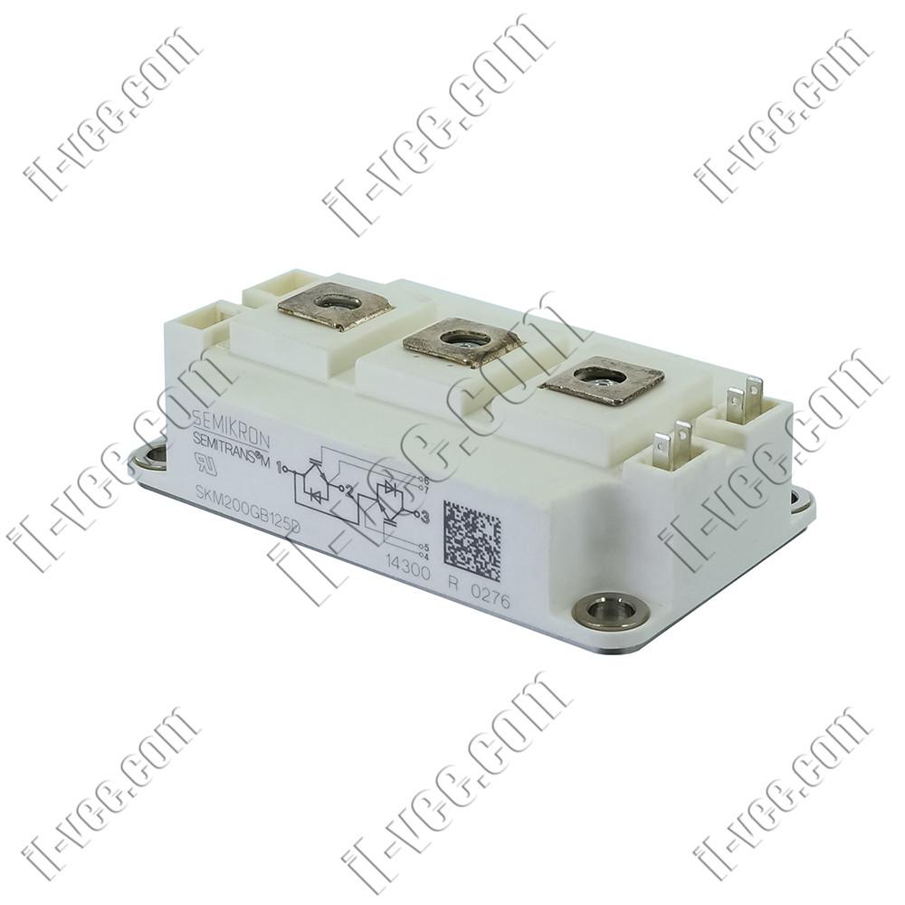 Модуль IGBT транзистор SEMIKRON SKM200GB125D