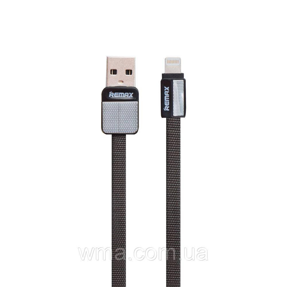 USB Remax RC-044i Platinum Lightning Цвет Чёрный
