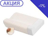 Ортопедическая подушка с 'эфектом памяти' для взрослых ТОП-106 (Тривес, Россия)