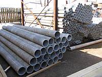 Смела труба асбестоцементная ВТ6 и ВТ9 есть размеры трубы асбестовые САМ 100 150 200 250 300 400 500 мм
