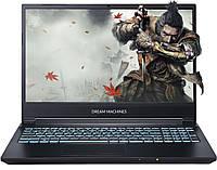 Ноутбук Dream Machines G1650-15 15.6FHD IPS AG/Intel i5-9300H/8/480F/NVD1650-4/DOS