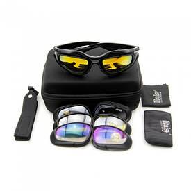 Тактические очки Daisy C5 4 линзы