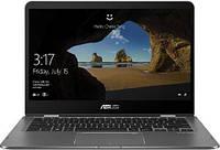 Ноутбук ASUS UX461FA-E1141T 14FHD Touch/Intel i7-8565U/16/1024SSD/int/W10/Grey