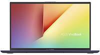 Ноутбук ASUS X512UA-EJ389 15.6FHD AG/Intel i3-7020U/4/128SSD/int/noOS/Blue