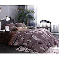 Двуспальное постельное белье Сатин Люкс (100% хлопок) - KWL1920