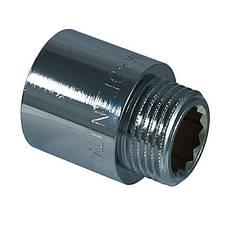 """Удлинитель 3/4"""" x 50 мм TDM brass 110C3450"""