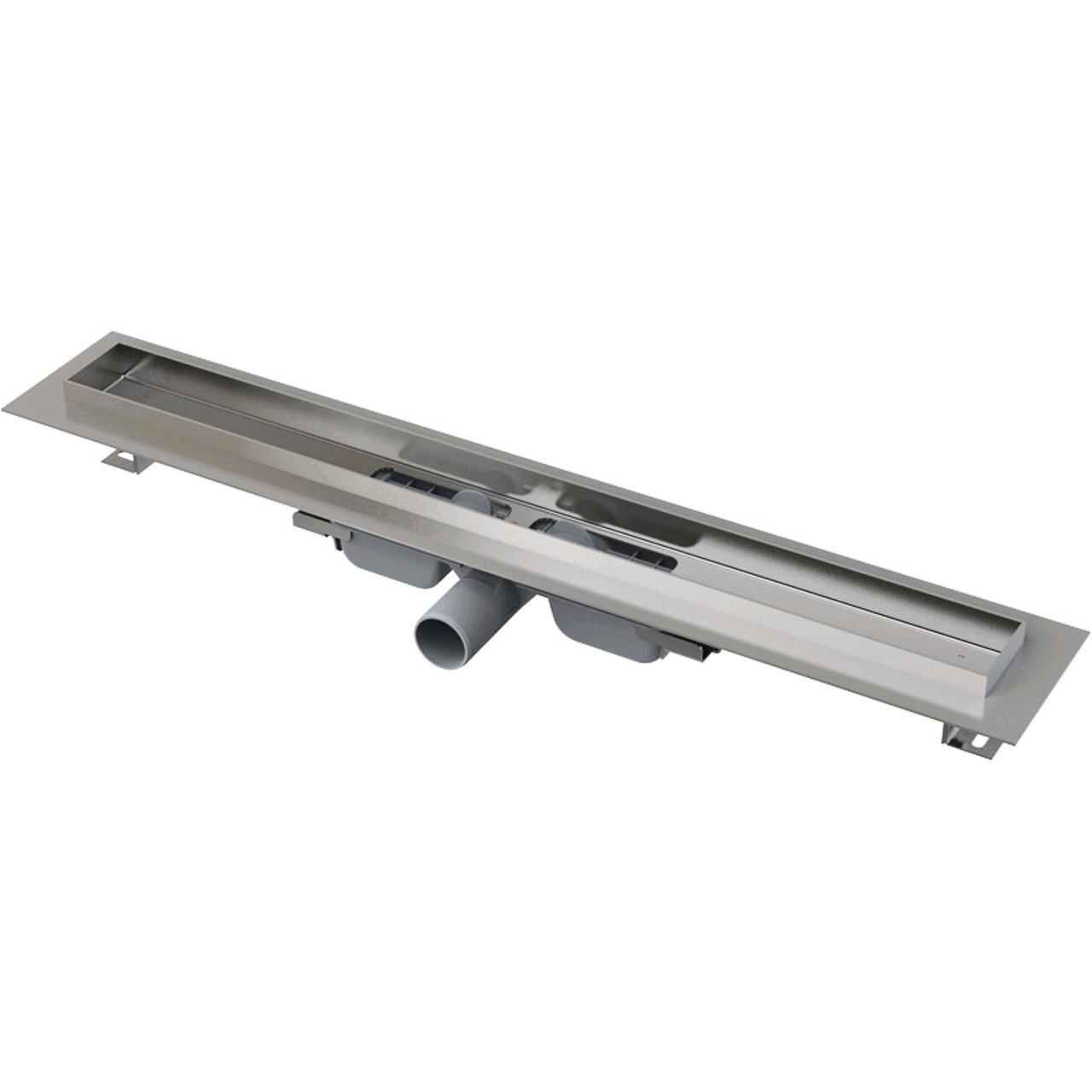 Водосточный желоб APZ106-Professional Low-1050 Alcaplast APZ106-1050