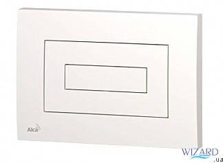 Кнопка управления белая 590x390x240 Alcaplast M470, фото 2