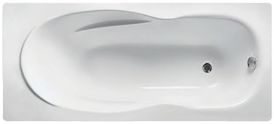 Ванна Delfi 180х80 Koller Pool DELFI180X80, фото 2