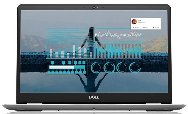 Ноутбук Dell Inspiron 5584 15.6FHD AG/Intel i5-8265U/8/1000/NVD130-2/W10/Silver