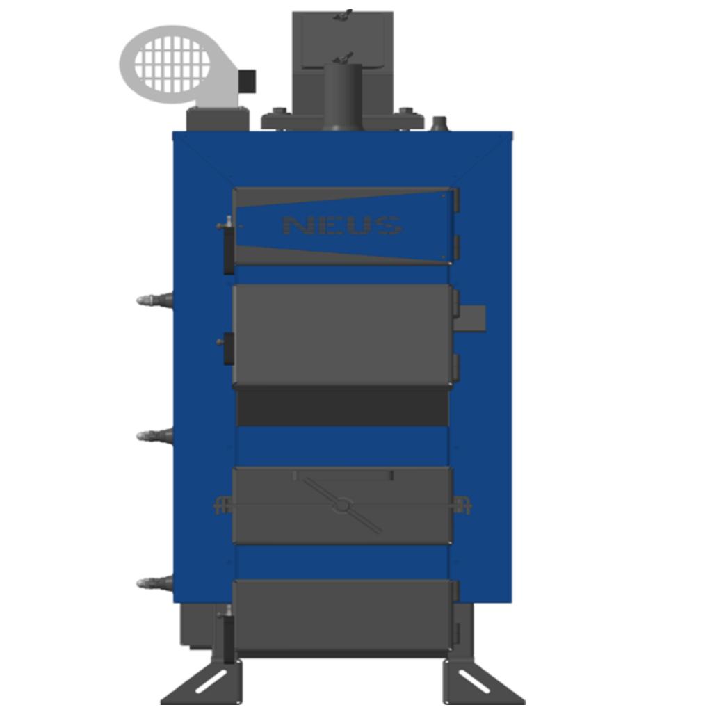 Твердотопливный котел длительного горения НЕУС-ВИЧЛАЗ мощностью 50 кВт
