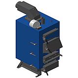 Твердотопливный котел длительного горения НЕУС-ВИЧЛАЗ мощностью 50 кВт, фото 2
