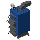 Твердотопливный котел длительного горения НЕУС-ВИЧЛАЗ мощностью 50 кВт, фото 5