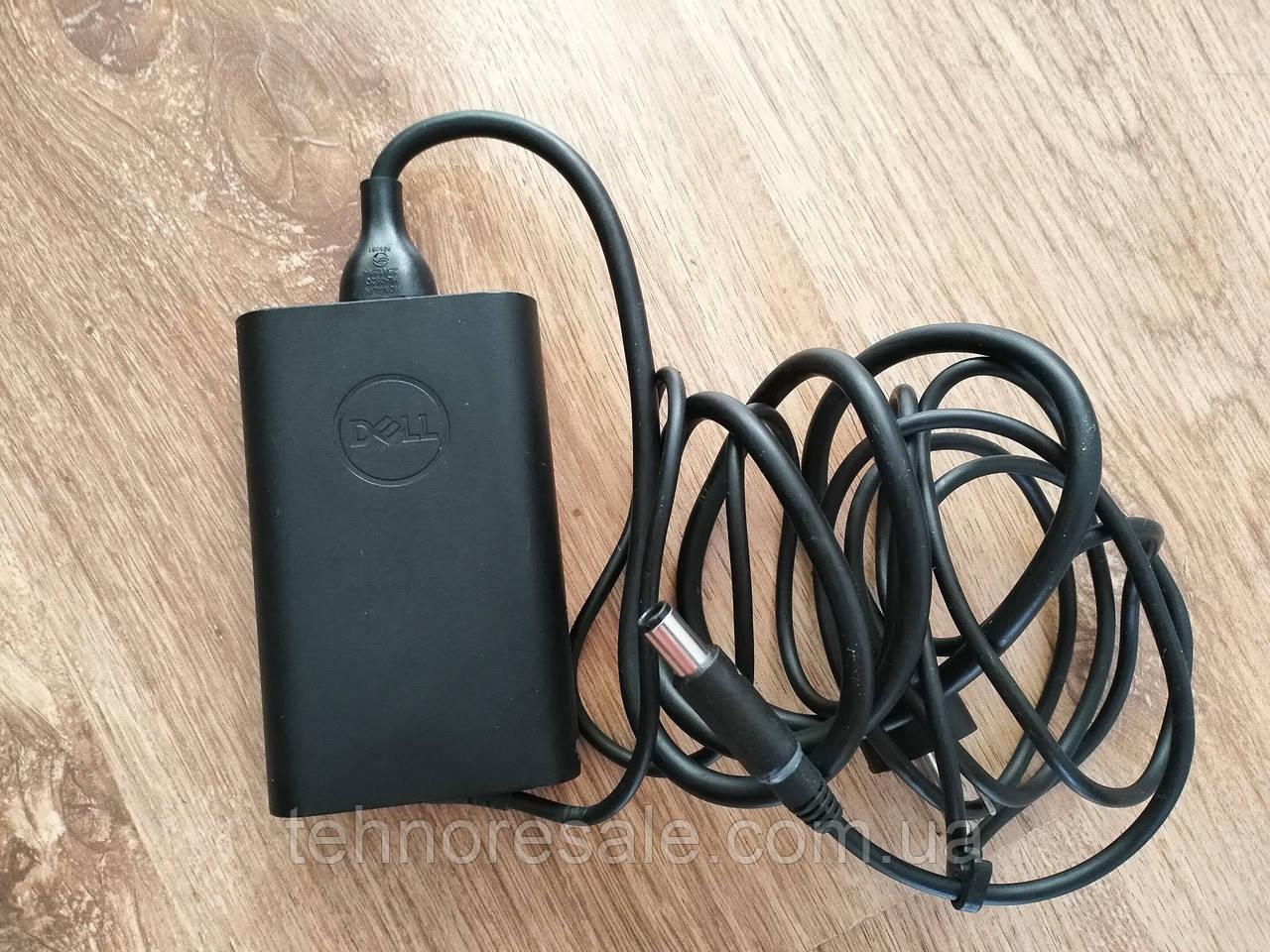 Dell 65w зарядное устройство для ноутбука dell