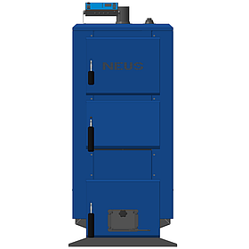 Твердотопливный котел длительного горения НЕУС-КТА мощностью 23 кВт